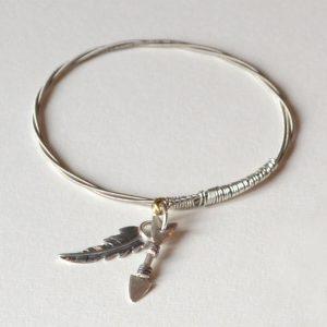 Feather_arrow_bracelet-single-raw